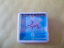 IRON MAIDEN SEVENTH SON OF A SEVENTH SON  ALBUM COVER    BADGE PIN