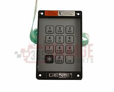 Genie Garage Door Opener Keyless Entry KEP-1 Keypad and Ribbon 20235R