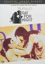 DAY FOR NIGHT Francois Truffaut*Jacqueline Bisset French Drama R1 DVD *NEW*