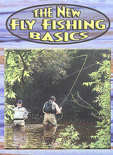 The New Fly Fishing Basics, DVD, Andrew Ryan, Jim Watt, Kelly Watt, Jim Watt