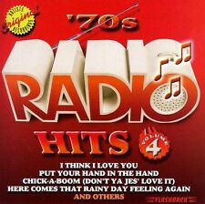 70's Radio Hits, Vol. 4 by Various Artists (CD, Jun-1997, Rhino Flashback...