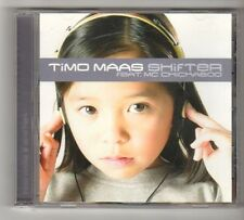 (FZ757) Timo Maas ft MC Chickaboo, Shifter - 2002 DJ CD