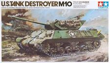 Tamiya America [TAM] 1/35 US Tank Destroyer M10 Plastic Model Kit 89554 TAM89554