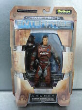 STAR TREK ENTERPRISE Captain Archer Figur Awáy Team  Art Asylum 18 cm   RARITÄT