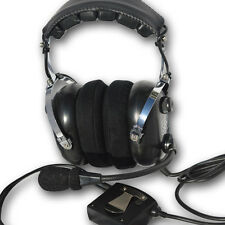 SEHT SH 30-60 Active Noise Cancelling Pilots Aviation Headset