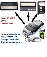 Liftmaster Chamberlain Mtorlift 4335E 4333E 4330E Handsender Kompatibel 4334E