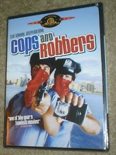 Cops and Robbers (DVD, 2003), NEW & SEALED, REGION 1, STANDARD VERSION, FUNNY!