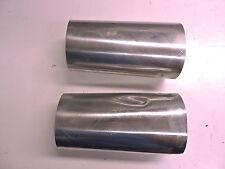05 Harley Davidson FLHT Electra Glide front fork tube shock covers