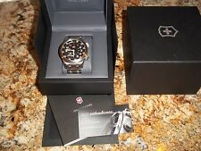 Victorinox Swiss Army Men's AirBoss Mach 4 Mechanical Watch 20045 automatic