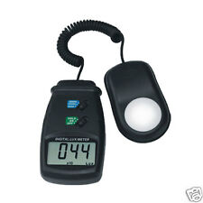 Digital Lux Photo Light Meter Luxmeter (Free Case & Battery) Black FC-OT11702