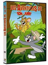 Les aventures de Tom et Jerry - Warner Home Video - court métrage  NEUF