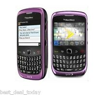 Blackberry Curve 3G 9330 - Purple (Sprint) Smartphone Cell Phone *r*