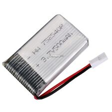3.7V 500mAh Lipo Li-poly Battery For Syma X5C X5SC RC Helicopter Copter RC