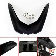 Front Beak Fender Extension Wheel Cover Cowl For BMW R1200GS LC Adventure 13-16