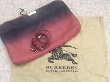 Large Burberry Clutch Bag
