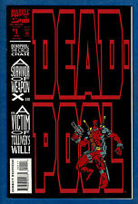 DEADPOOL The Circle Chase  # 1 (of 4)  Marvel Comics 1993  (vf-nm)       a