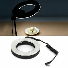 48 LED Ring Flash Light Photography For Canon For Nikon For Sigma Camera Len BE
