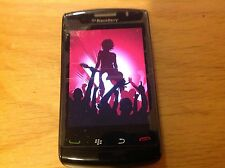 BlackBerry Storm2 9550 - 2GB - Black (Unlocked) Smartphone