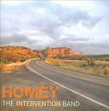 Homey by The Intervention Band (CD)
