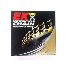 CBR 954 Chrome EK ZVX3 150 link-530 Chain for use with Swingarm Extensions