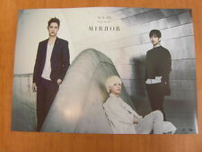 M-BLAQ - Mirror (8th Mini Album) [OFFICIAL] POSTER K-POP MBLAQ *NEW*