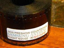 35mm Film Movie Trailer NCN Preshow Countdown Samsung Anthem