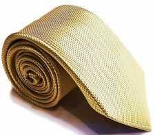 7 Fold Pale Yellow Tie ❤ Seven Folds 100%Silk Necktie ❤ ties a Gorgeous Knot