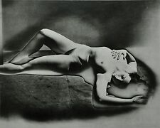 Man Ray Ltd. Ed Photo Heliogravure 40x30 Predominance over matter over mind 1929