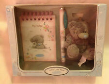 NEW ME TO YOU NOTE BOOK, PEN, BAG CHARM BEAR Tatty Teddy IDEAL GIFT BIRTHDAY