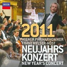 New Year's Concert 2011 2011 by Franz Welser-Most; Vienna Philharmonic ExLibrary