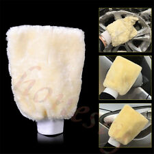 New Microfiber Plush Mitt Car Wash Mitten Washing Glove Cleaning Brush Tools