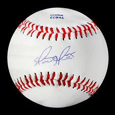Matt Moore Signed Baseball Rawlings Official League San Francisco Giants Auto