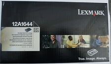 Lexmark 12a1644 High Yield Cartucho De Impresión-Original Sellado Para E321 E323