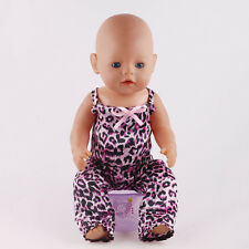 sexy and cute Doll  Clothes Wear for 43cm Baby Born zapf (only sell clothes )n99