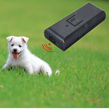 Ultrasonic Anti Bark Repeller Stop Barking Dog Training Control Trainer device