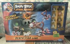 Angry Birds Star Wars - Jenga Death Star Game / Star Wars / Chewie figurine