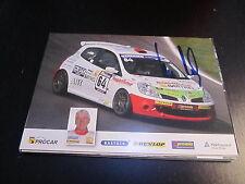 28844 Uwe Reich Motorsport original signierte Autogrammkarte