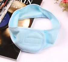 Women Spa Bath Shower Make Up Wash Face Cosmetic Headband Hair BandStly Pink