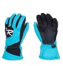 Rossignol Junior Boys Ski Gloves Blue Junior 16 (15-16 Years)