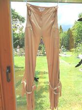 Christain Dior - tolle Hose für die Luxus Lady - 34 /36- champagner -gold