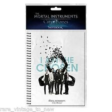 NEW MORTAL INSTRUMENTS Shadowhunter  KEEPSAKE JOURNAL DIARY WRITING BOOK Jace