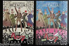 JAPAN Book Hetalia Axis Powers Manga 3 Special edition w/Booklet
