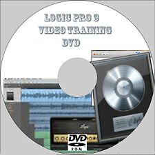 Learn Logic Pro 9 dvd 6 Hours Video Training Tutorial Guide