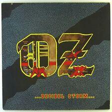 """12"""" LP - OZ  - Decibel Storm - A2674h - RAR - washed & cleaned"""