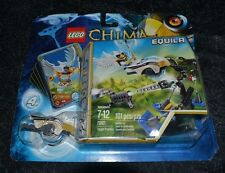 2013 LEGO LEGENDS OF CHIMA EQUILA TARGET PRACTICE 101 PCS. 70101 FACTORY SEALED