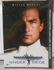 Under Siege (DVD, 1997) RARE STEVEN SEAGAL BRAND NEW ORIGINAL VERSION