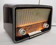 Philips Philetta 244 BD244U Bakelit Röhrenradio von 1954   ***Restauriert***