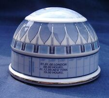 Concorde Millenium Dome Paperweight - Wedgwood. Official BA gift