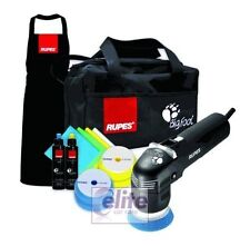 Rupes LHR75E Bigfoot Mini Random Orbital Polisher DLUX Kit UK Machine & Warranty