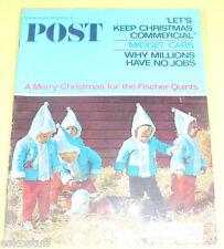 Post Magazine – 1965 Fischer Quints cover Nice Picture! See!